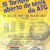 ATG  promoverá o 3º torneio aberto de Tênis com a participação de mais 60 atletas de todo Nordeste