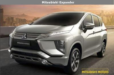 mitsubishi expander silver