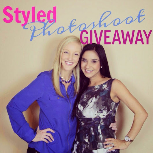 Styled Photoshoot Giveaway!!