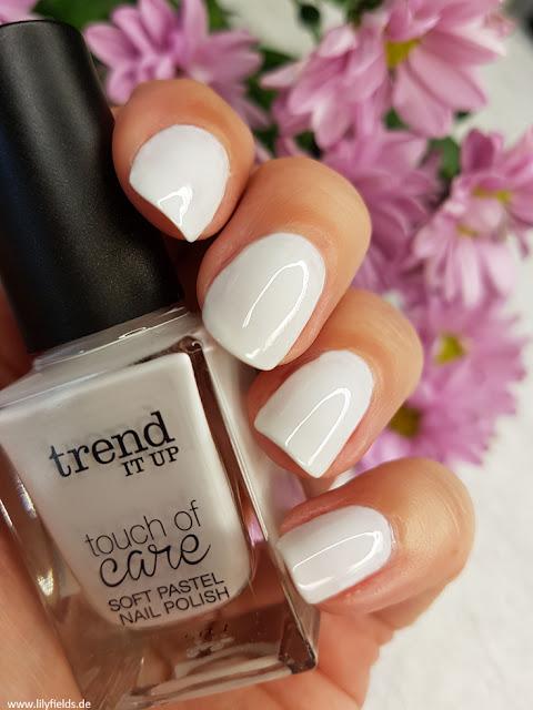 Soft Pastel Nail Polish