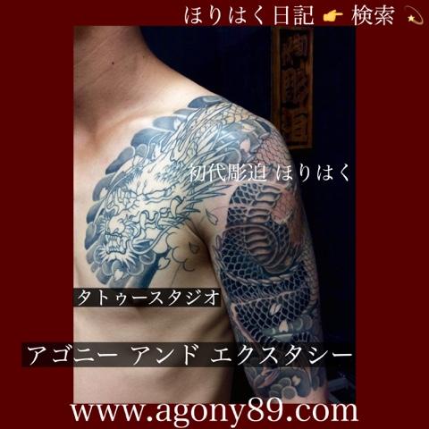 """<img src=""""horihaku.blogspot.com"""" alt=""""刺青デザイン龍""""/>"""