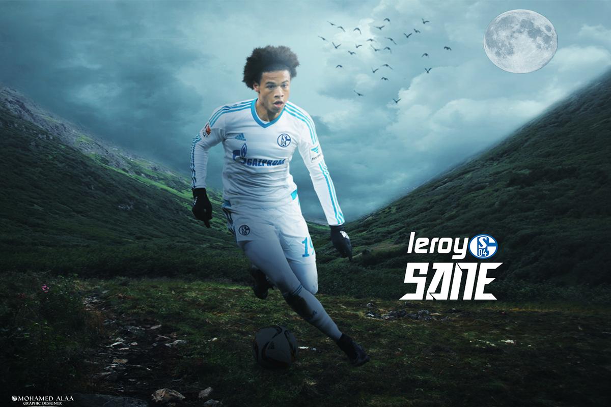 Soccer Iphone X Wallpaper Leroy Sane Wallpapers Camaradasendoshermanas