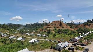 Persebaran Penduduk di Indonesia