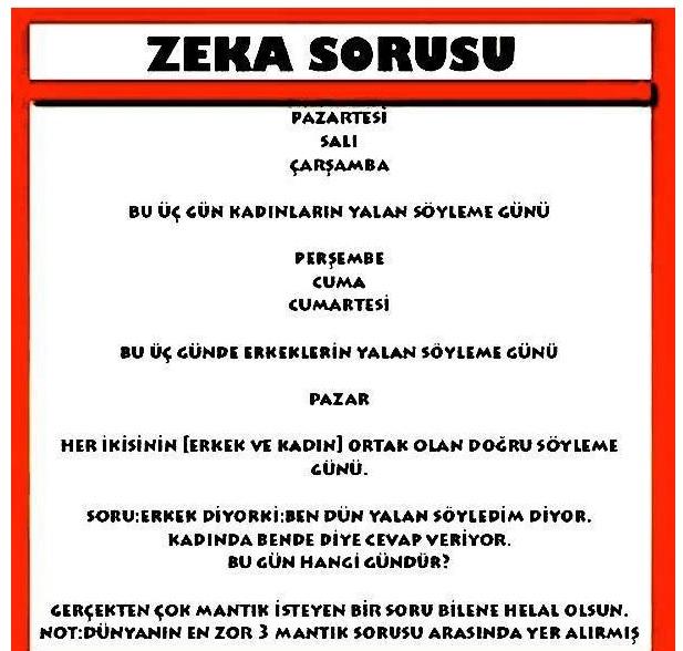 zeka-sorusu-ben-dun-yalan-soyledim