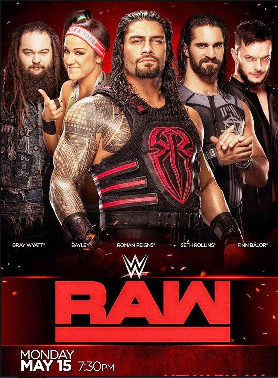 download wwe monday night raw 15 january 2018