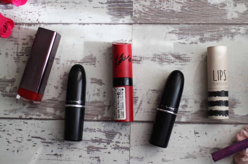 Five Bold Lips You Must Try