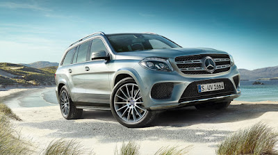 New 2016 Mercedes GLS 400 Hd Image Gallery