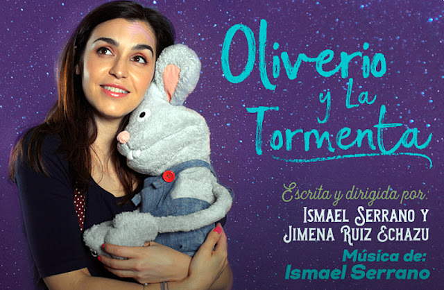 Oliverio y la Tormenta, una obra con la música de Ismael Serrano en la Sala Siranush