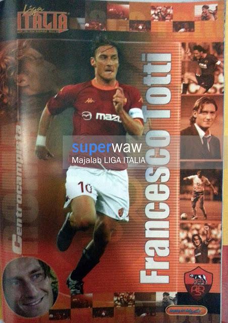 Francesco Totti Roma 2002
