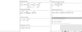Nuove equazioni