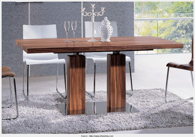 Amazing Cool Dining Table Image