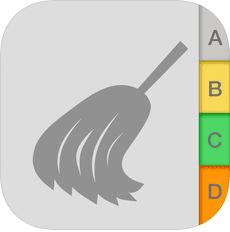 تطبيق Contacts Duster Pro لحذف الاسماء المكررة من الايفون