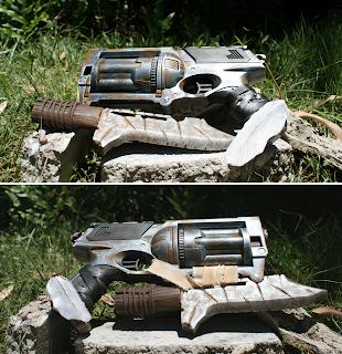 Wasteland Nerf Firearm mod