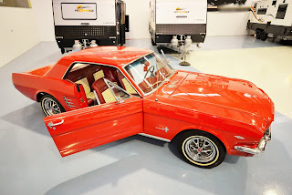 help you sell it 1966 Ford Mustang Adelaide