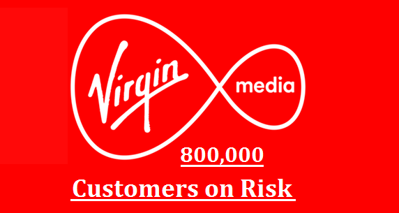Virgin Media Tells 800,000 Customers To Change Their Password Immediately