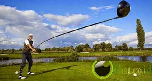 Stik golf terpanjang di dunia