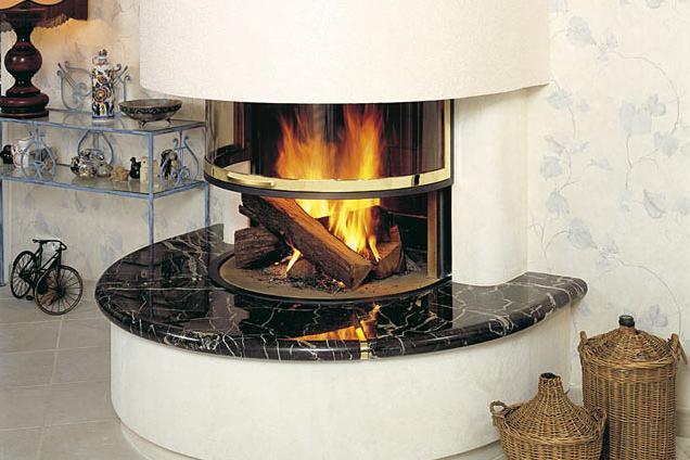 C mo decorar la casa enero 2013 - Instalar chimenea en casa ...