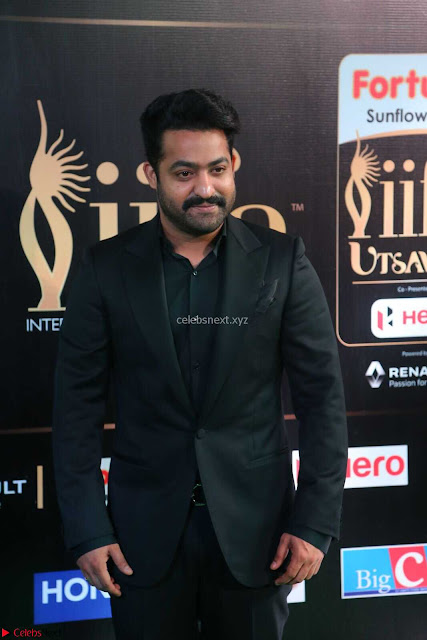 NTR and others Celebs at  at IIFA Utsavam Awards 2017  Day 2   Part 3 ~  02.JPG