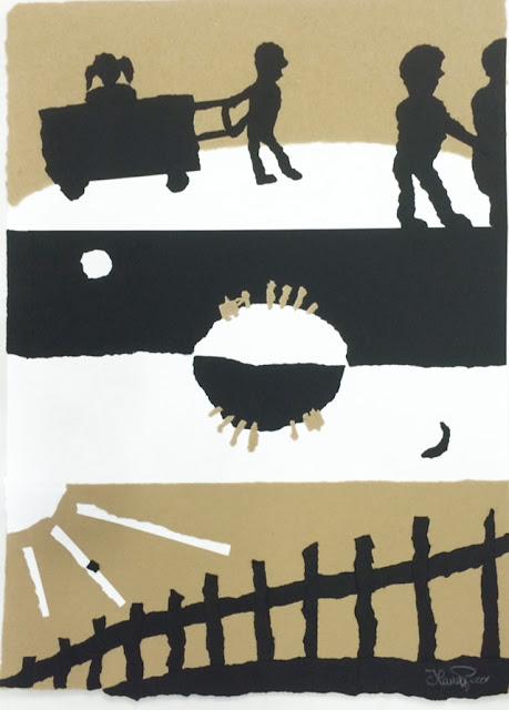 fumetto a strappo Scuola d'Arte Castello Sforzesco