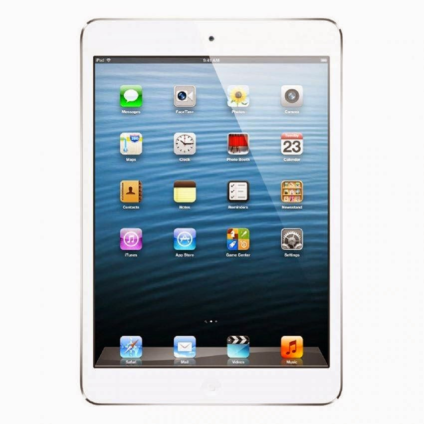 Apple Terbaru iPad Mini - Wifi - 16 GB