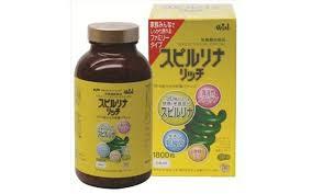Tảo vàng Spirulina Nhật Bản hộp 600 viên- Mang lại điều kì diệu cho cơ thể bạn
