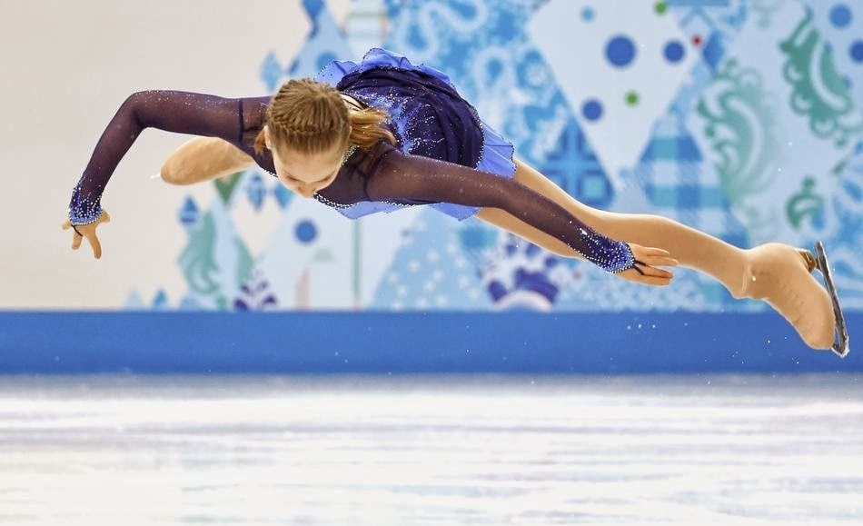 3. Yup. - 22 Olympics Photos That Will Destroy Your Faith In Gravity