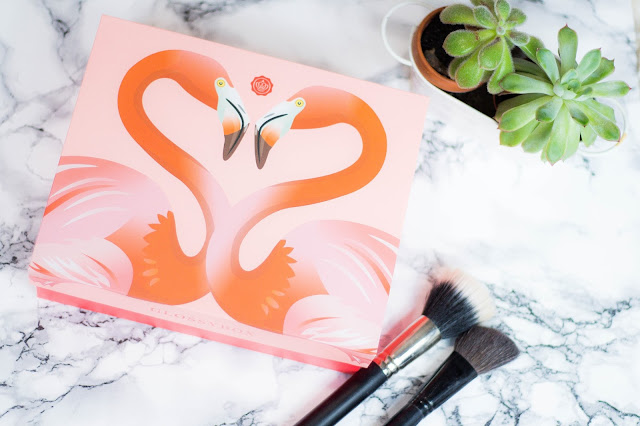 Box beauté flamand rose