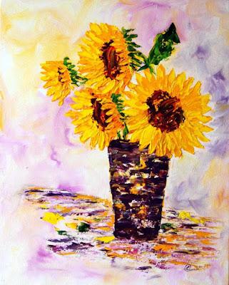 http://paintingsbylyndacookson.blogspot.fr/2016/05/meghans-sunflowers-by-lynda-cookson.html