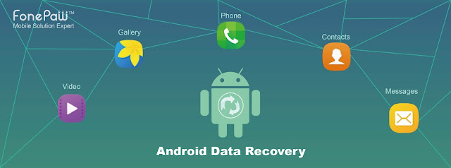 no matter how carefully we manage our smartphone FonePaw Android Data Recovery: Recover Lost Photos from Android