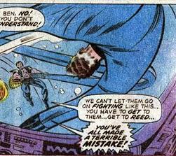 Fantastic Four 147-Buckler-ReedRichardsNamor