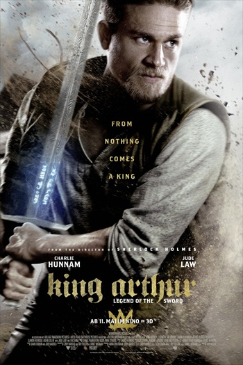 King Arthur Legend of the Sword 2017 English 720p WEB-DL 999MB
