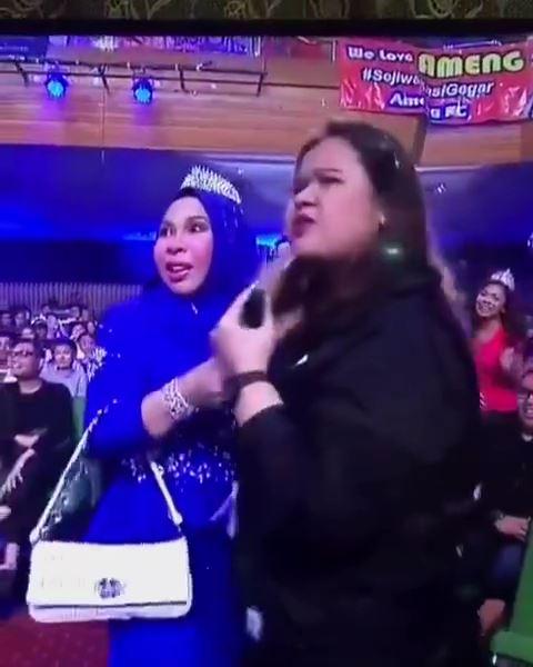 Video ensiden berebut mikrofon Datuk Seri Vida, pihak Astro…