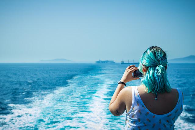 'Azul Marina' f/4 - 1/1000 - ISO200. Canon EOS 60D, 35mm f2