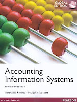 Judul Buku : Accounting Information Systems – Thirteenth Edition – Global Edition