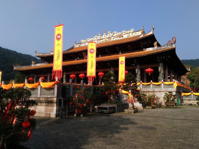 Qingxiu Mountain