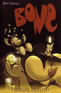 Bone 8: Treasure Hunters Download PDF