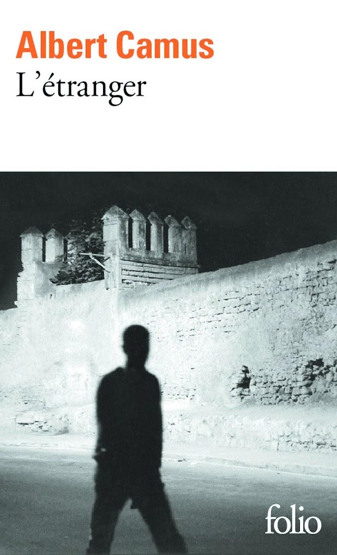 Libro: L'étranger - Albert Camus
