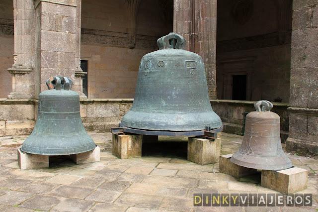 Catedral de Santiago de Compostela. Campanas de la Berenguela