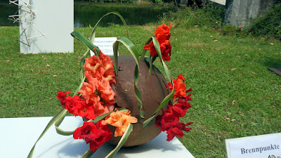 Ikebana -Blumensteckkunst
