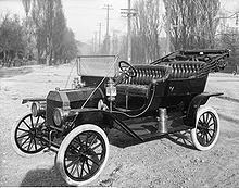 FORD Motors on 16th June 1903