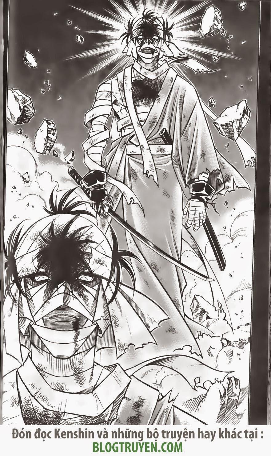 Rurouni Kenshin chap 142 trang 16