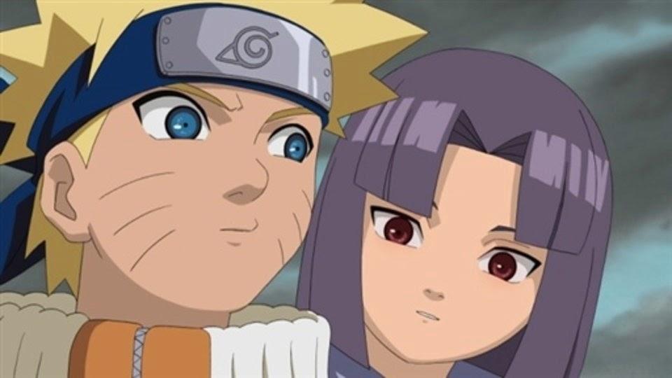 Naruto y Ranmaru