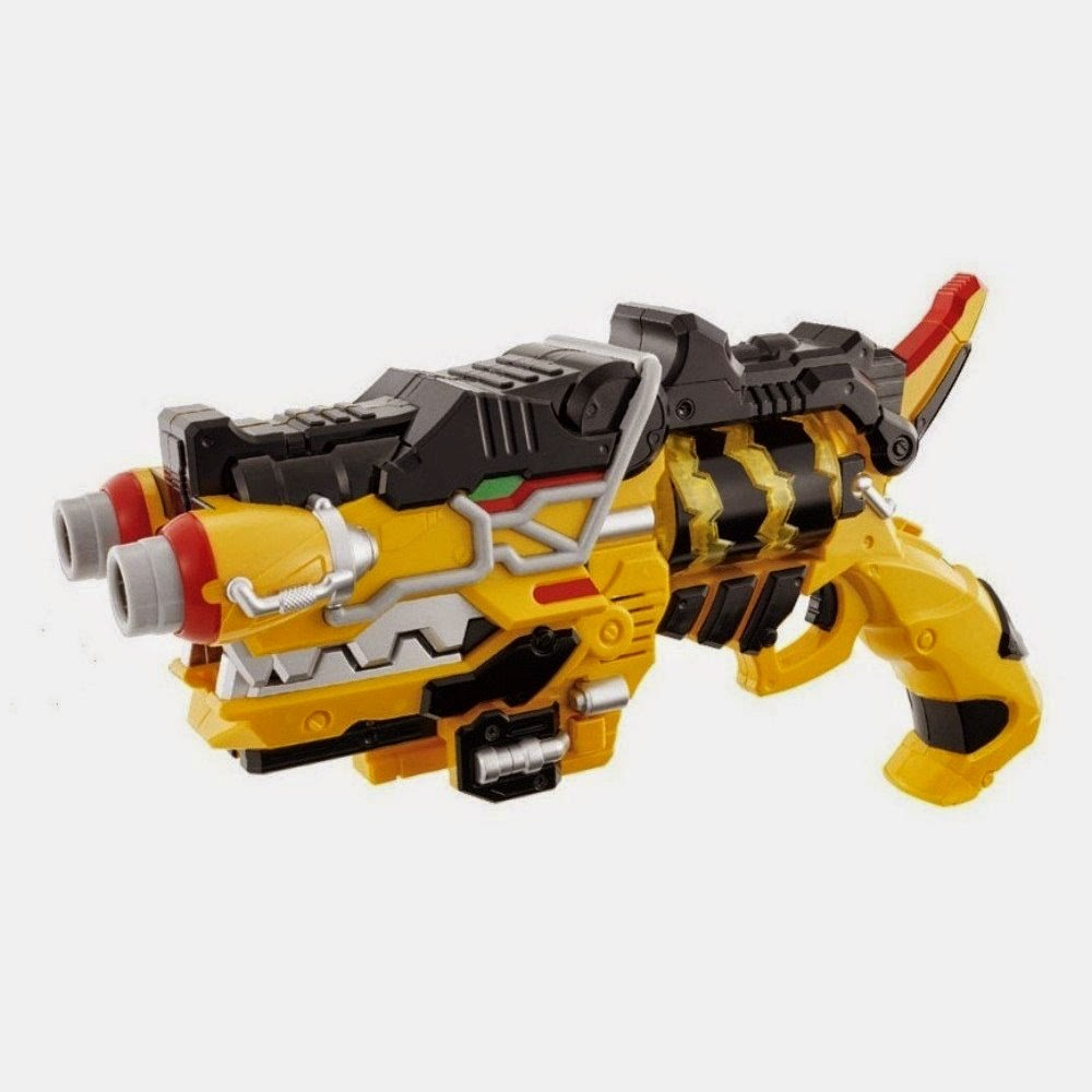 Early Toy Listings For Power Rangers Dino Charge Jefusion