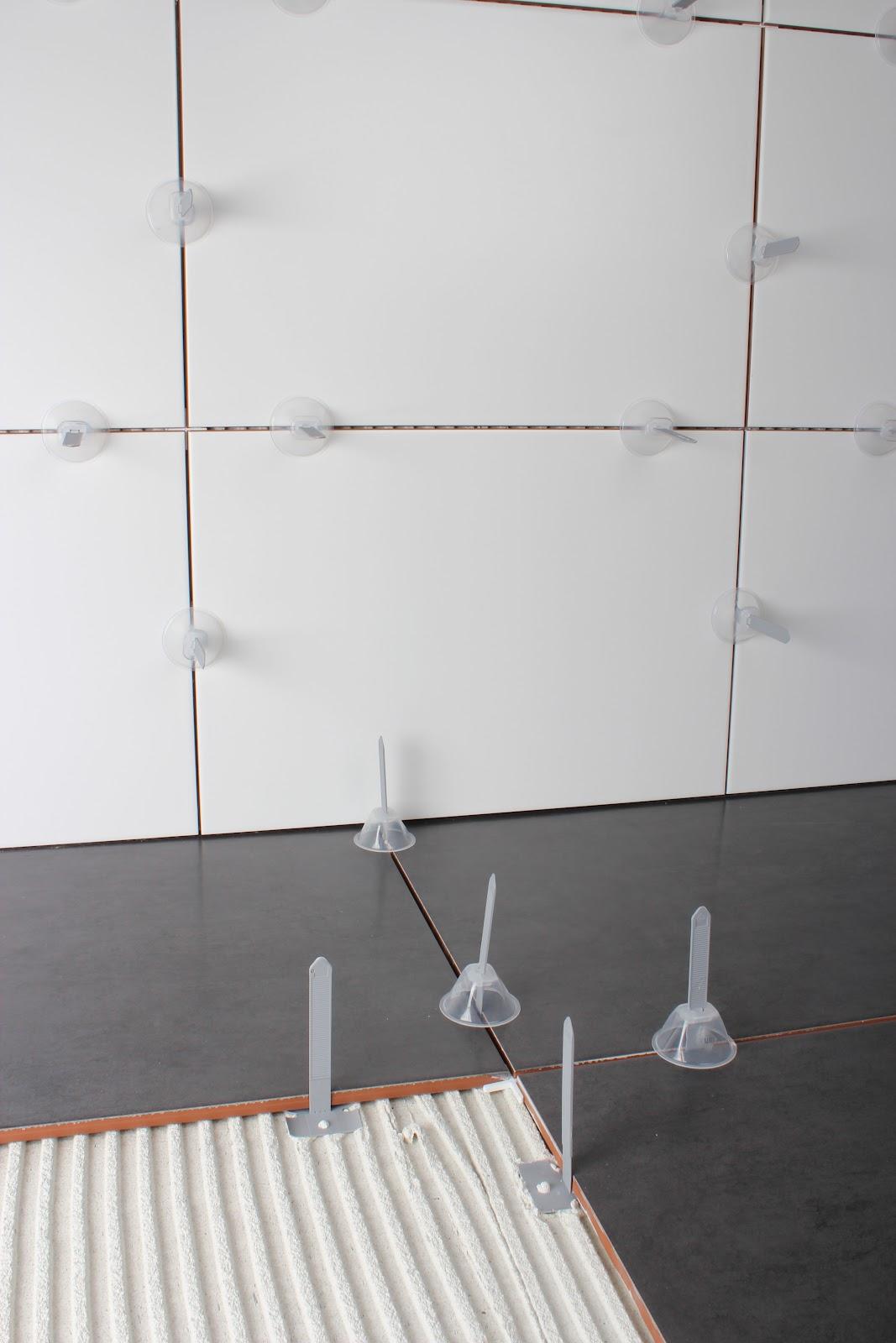 Tile level Rubi Colocacin fcil de Rectificados y