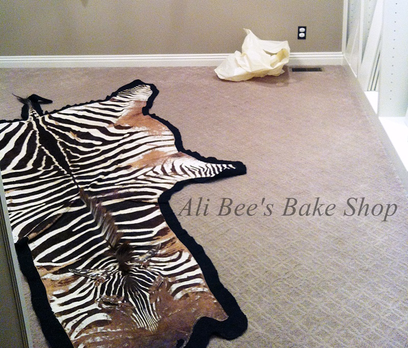 Ali Bee's Bake Shop: Nursery Progress