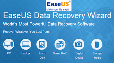 EaseUS Data Recovery Software: Recover Your Lost and Deleted Data Easily!