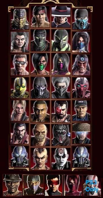Choose Your Weapon: Mortal Kombat : Komplete Edition