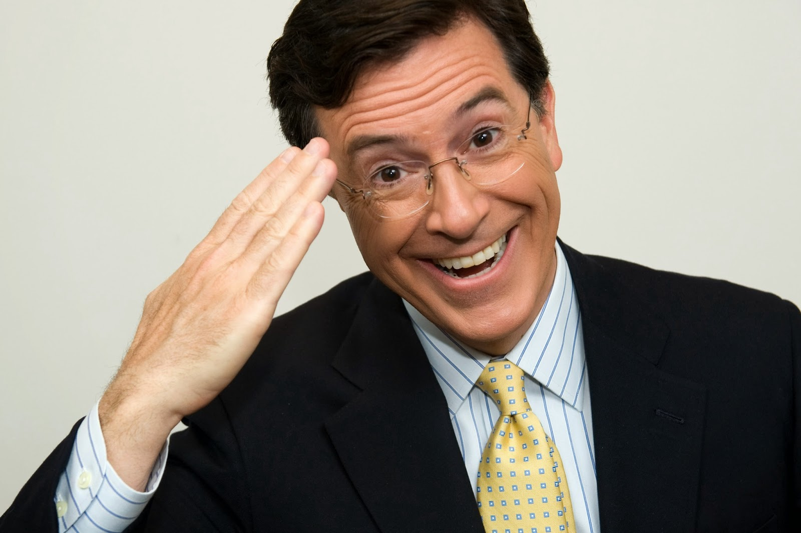 Stephen Colbert to replace David Letterman as The Late Show host on CBS