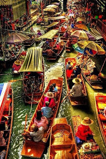 базар в Таиланде