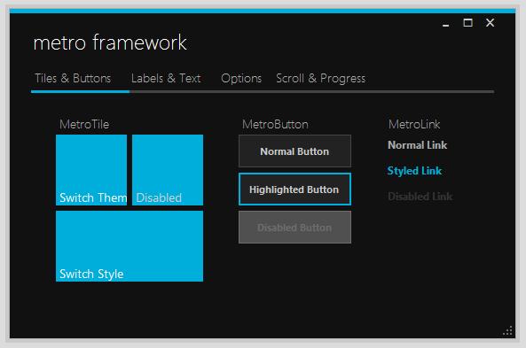 Metro Framework v1 3 0 & v1 4 0 [ dll] - Shady Tools